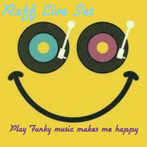 Play funky music makes me happy