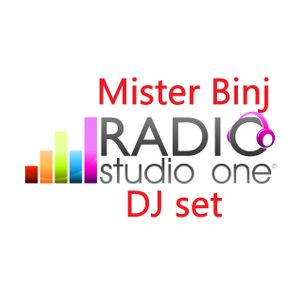 Week 24: Mister Binj radio show on Radio Studio One