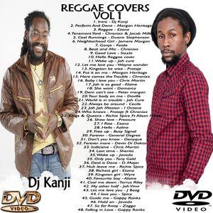 Reggae Covers Vol 1 Dj Kanji