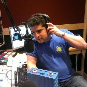 Roy Allaway's Music and Chat with guest Gordon Foat from Green Motor Sport 12th May 2015
