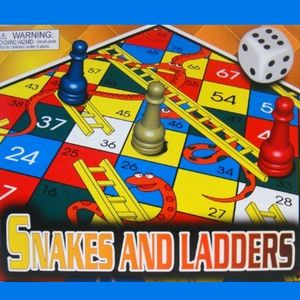 Chris & Dan's Snakes And Ladders - Show 20