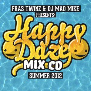 HAPPY DAZE MIXCD SUMMER 2012