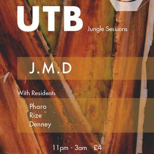 Frogcast 018 : JMD & Denney - Jungle Scratch