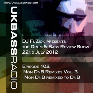 Ep. 102 - Drum & Bass or Not Drum & Bass? Vol. 3