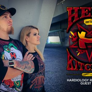 HELL KITCHEN | HARDIOLOGY RADIOSHOW GUEST MIX