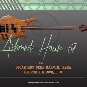 Ashmed Hour 61 // Guest Mix I By Deep Marvin