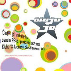 Dj's: Robee, Rom K & Element 2011.01.28 @ Ciuju Jo party live pt.2