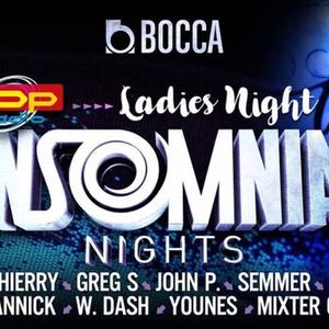 dj Greg S @ Bocca - Insomnia Nights 10-12-2016