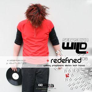 Sebastian Wild - Redefined 08 (Disc 2) // 2008