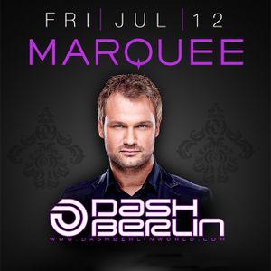 Dash Berlin - Live at Marquee Nightclub (Las Vegas) - 13.07.2013