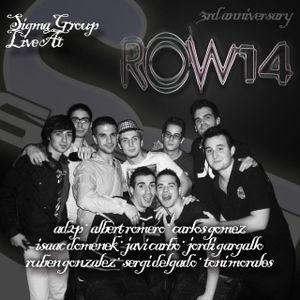 Ruben Gonzalez @ Row 14 (10/12/10)