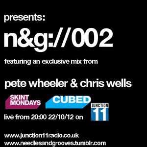 n&g://002 - Featuring an exclusive mix from Pete Wheeler & Chris Wells (Skint Mondays & Cubed)
