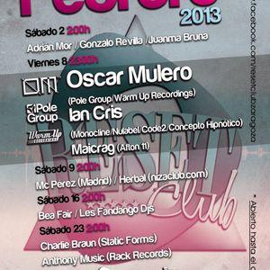 JuanmaBruna @ Reset Club Zgz (CIERRE) 2-Feb-2013