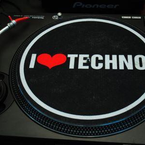Sergey Dark - I Love Techno (Continuous DJ Mix)