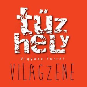 Tűzhely - world music @ Civil Rádió Budapest, 2016.03.15.