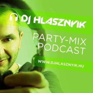 Dj Hlasznyik - Party-mix627 (Radio Verzio) [2014] [www.djhlasznyik.hu]