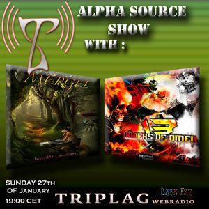 Alpha Source Show 0113 - Mergel And Gamaliel