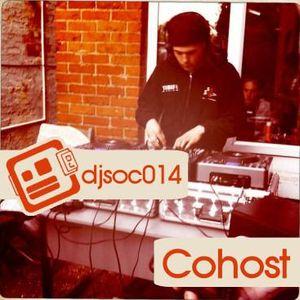 DJSoc 014: Cohost