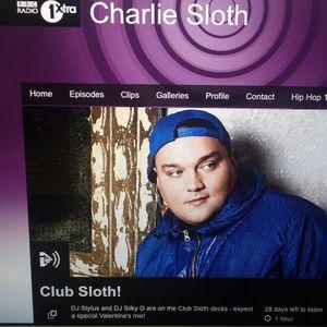 DJ SILKY D CLUB SLOTH MIX FRI 13TH FEB 2015 ON BBC #1XTRA