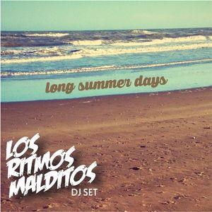 Long Summer Days (Los Ritmos Malditos DJ Set)