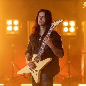 Interview with Guitarist Gus G from Firewind, Ozzy Osbourne etc 15th May 2020