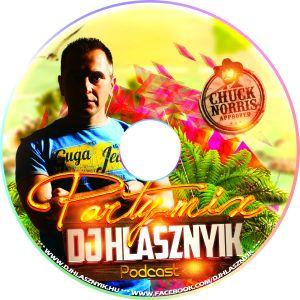 Dj Hlásznyik - Party-mix592 (Rádió Verzió) [2014] [www.djhlasznyik.hu]