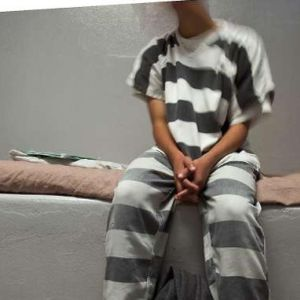 Juvenile detention in the USA