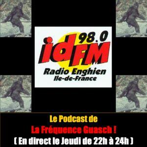 IDFM98- Fréquence Guasch- 02.06.2016-Part1 - Playliste Picturâle