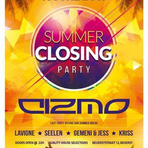 """Lavigne @ Gizmo """"Season Closing"""" Party 19.06.16"""