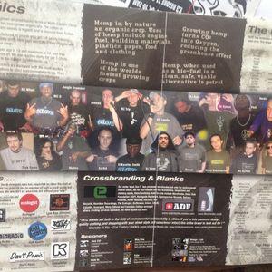 The RICIN/ill skill phill barejokes mixtape vol.1 ricin@me.com for info.onex.