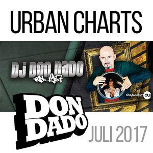 Dj Don Dado Urban Charts  Juli 2017