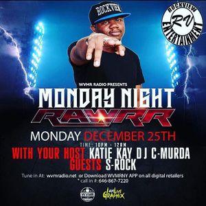 Monday Night Rawrr 12-25-17