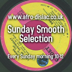 The Sunday Smooth Selection 9th Sept 2012 with Guest Host Alan Hutchings and JC the Cratedigger