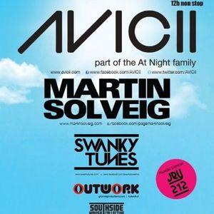 Avicii - Live @ Nova Era Beach Party 2012 Porto (Portugal) 2012.07.14.