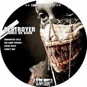 Destroyer - Hardtechno!! set 8-2013