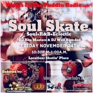 Soul Skate Warm Up Pt.2