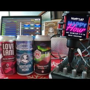 The Hump Day Happy Hour with Gareth Reeves - 9th June 2021