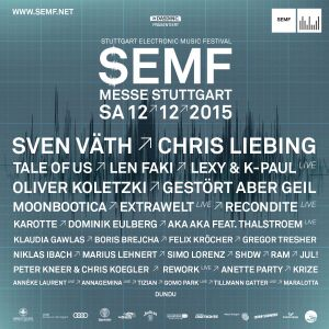 FFloyd - SEMF 2015 Festival warm up mix