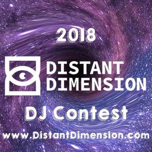 Distant Dimension- Dj Competition 2018- DJB (VINYL ONLY MIX