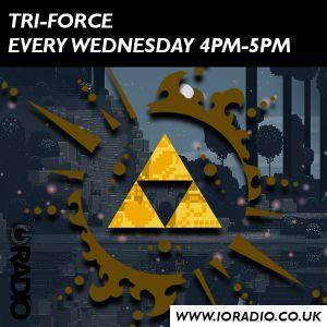 Tri-force with Tony on IO Radio 221117