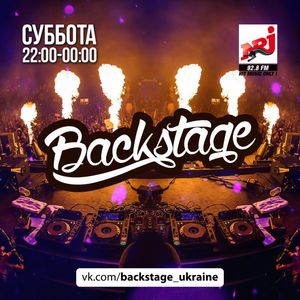 BACKSTAGE NRJ #60 - GUEST MIX BY MIKE GONTA