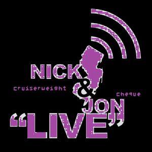 Nick and Jon present the Cruiserweight Cheque #1 - Episode 1 - 7/20/16