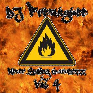 DJ FreakyBee Never Ending Burnerzzz Vol. 4