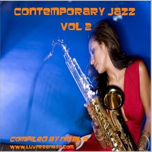 NIGEL B (CONTEMPORARY JAZZY SOUL CD 2)