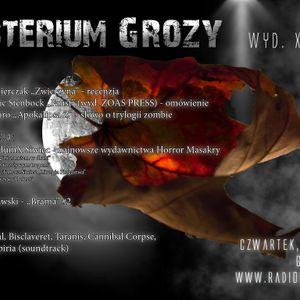 Misterium Grozy - wydanie XIII