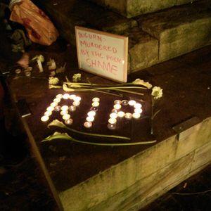 A Vigil for Mark Duggan - Talkback Special - January 2014