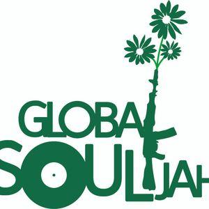 Global SoulJah & BBE Records radio show, 14/3/2010