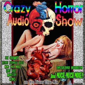 Crazy Horror Audio Show- MIX