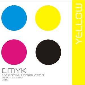 CMYK - Yellow - Bart Woland