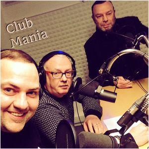CLUB MANIA February 12th 2015 on BXFM !